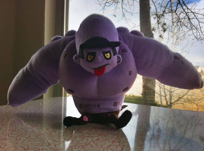 A Closer Look at the Left 4 Dead 2 Plush Zombies