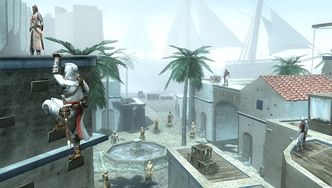 PSP's Assassin's Creed Will Have Free Running, Open World and PS3 Connectivity
