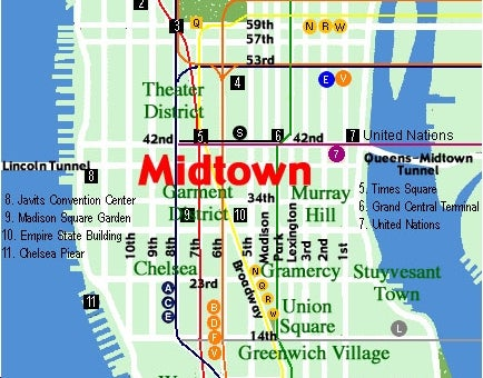 Counterpoint: Midtown Sucks