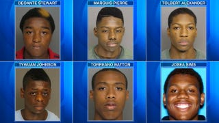 Six HS Football Players Suspected Of Raping Girl In Woods Near School