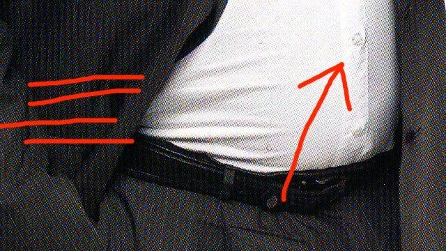 Választási divat: Kihízta az ingét a jobbikos Austin Powers