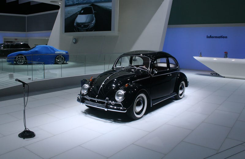 Jalopnik Exclusive Interview With VW's Max The Beetle