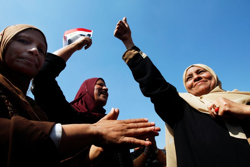 Egypt: The Morning After