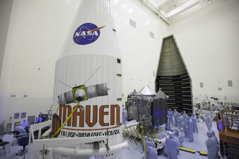 Everything you need to know about MAVEN, NASA's next Mars mission