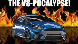The Focus, Mustang, and GT are Messengers of the V8-Pocalypse