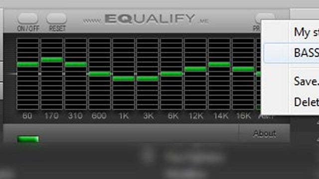 Equalify Adds an Equalizer to Spotify for Windows