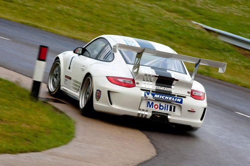Porsche 911 GT3 Cup: Racing Photos