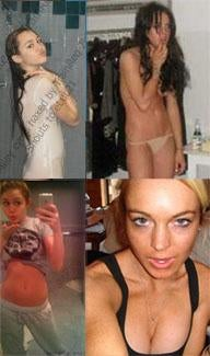 Why Lindsay Lohan Is To Blame For Miley Cyrus' Latest Nude Photo Scandal