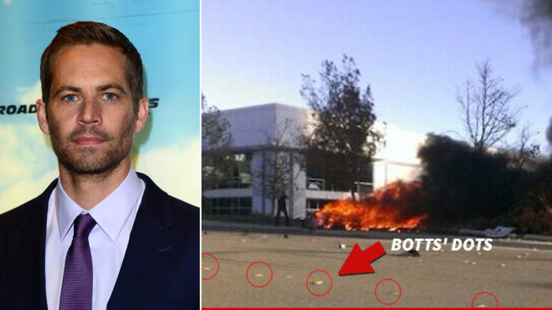 Why It's Truly Unlikely Paul Walker's Crash Was Caused By Road Dots