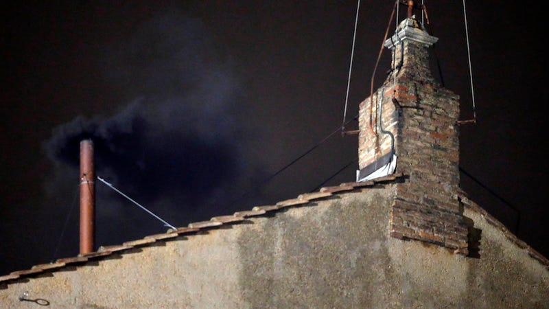 What's Inside the Vatican's Black and White Smoke Signal for a New Pope?