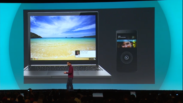 Chrome OS will Run Android Apps Natively, Sync with Android Devices