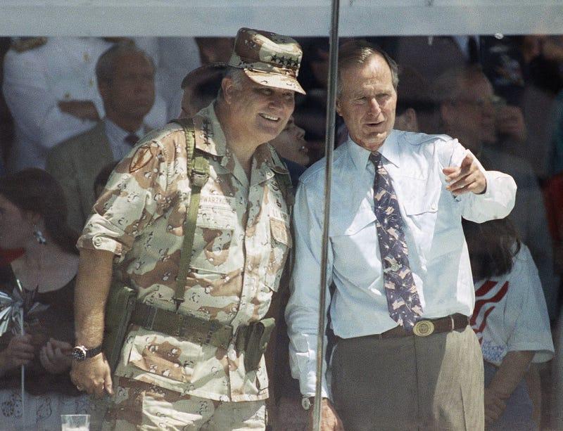 Gen. Norman Schwarzkopf, American Military Legend, Dies at 78