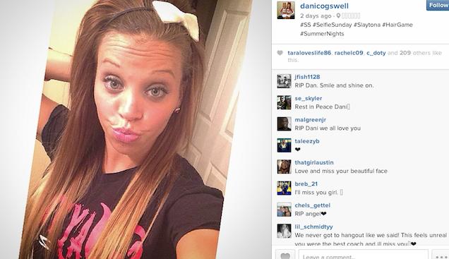 Cheerleader's Mysterious Death Stokes Louisville-UK Rivalry on Twitter