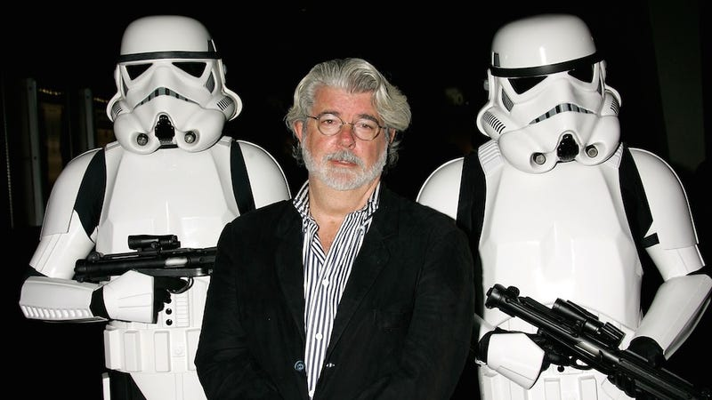 "George Lucas Will Open His ""George Lucas"" Museum in Chicago"