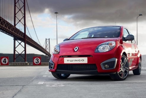 Twingo Renault Sport Pocket Rocket, Now With 133 HP And Awesome Pedals