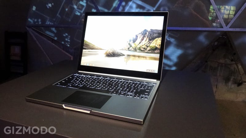 Chromebook Pixel Hands-On: A Lightning Fast Laptop for the Life Online