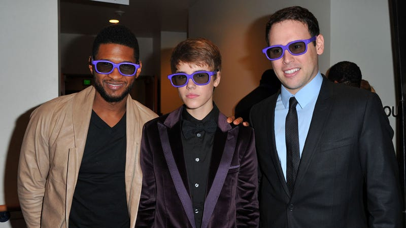 All the Awful Pictures from Justin Bieber's Movie Premiere