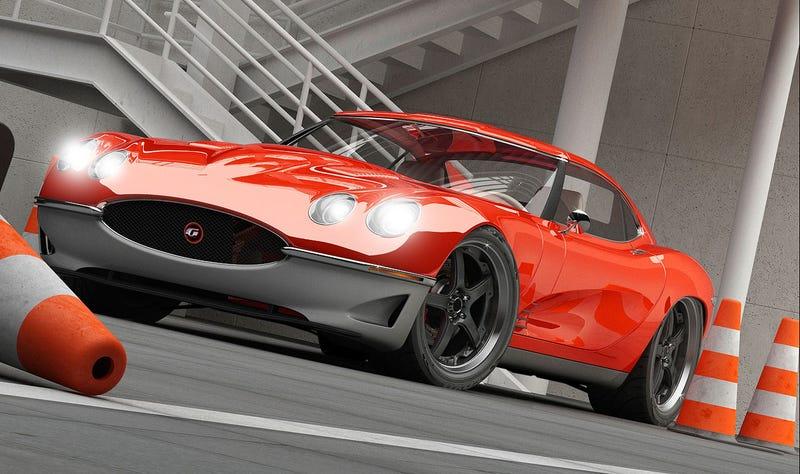 Jaguar Growler E 2011 Concept: First Photos