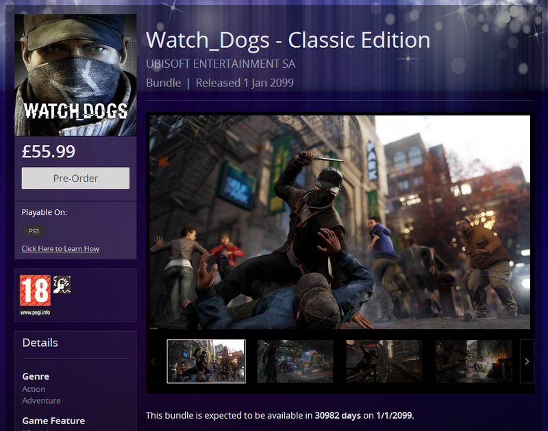 Watch_Dogs Delayed Again... For a Long Time.