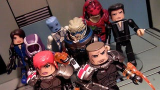 Tiny <em>Mass Effect</em> Figures Protect Your Pockets From Reapers