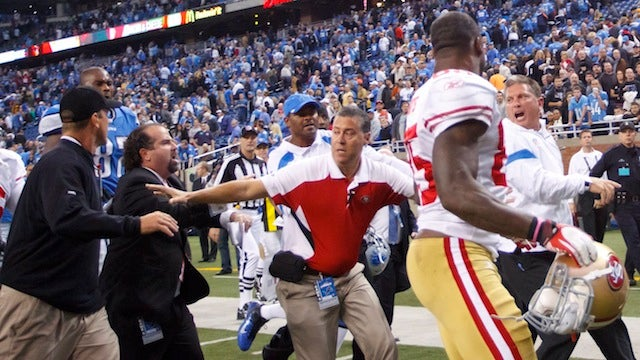 The Dumbest Thing About the NFL's Dumb Handshake Controversy