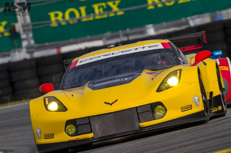 TUDOR USCC 2014 Rolex 24 Hours | Thursday Gallery | Night Practice