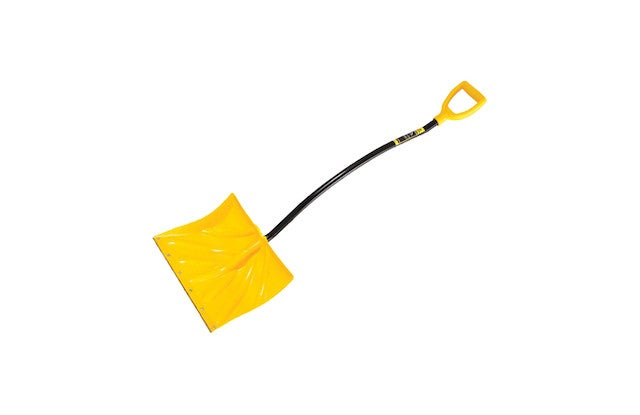 The best snow shovel and the attachment that makes it even better