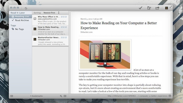 Read Later Brings Instapaper, Read It Later to Your Mac's Desktop