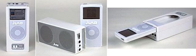 Hands-On: JLab MiniBlaster for iPod nano
