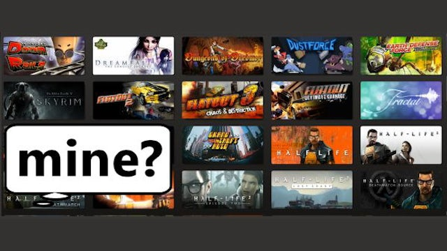 Do We Own Our Steam Games?