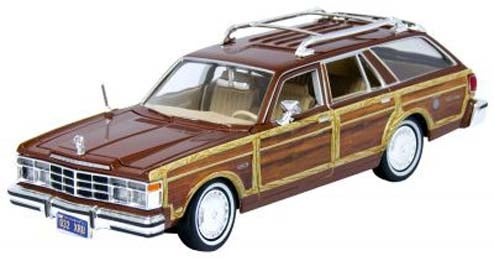 Ultimate Diecast Toy Car Created: 1979 Chrysler LeBaron Town And Country!
