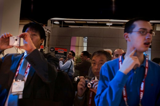 Guns, Geeks and Spiel: A CES Photo Gallery