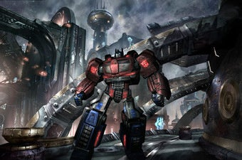 High Moon Clears Up All This Gears of War Talk About Transformers