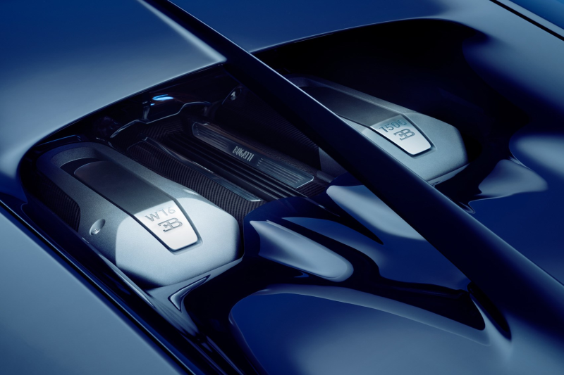 'The Incredible Tech In The New Bugatti Chiron, The World's Most Powerful Production Car' from the web at 'http://i.kinja-img.com/gawker-media/image/upload/s--EJXqtIuw--/hejisdq8nbwb93zcj5x7.png'