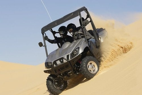 Yamaha Wins First Rhino Rollover Lawsuit