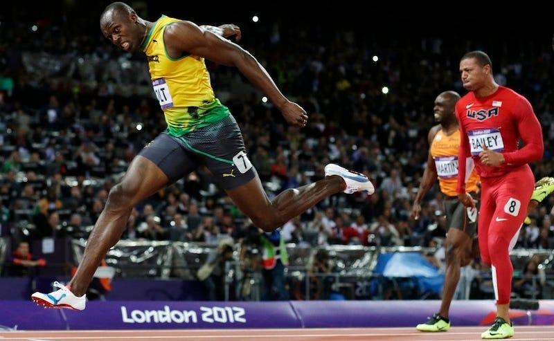 Usain Bolt Outruns Human Nature