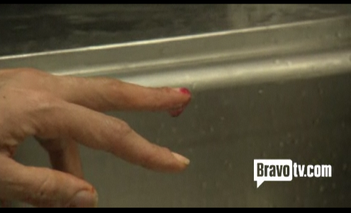 Carla Chops Her Finger Off on Top Chef: All-Stars