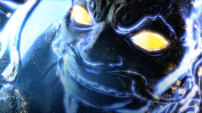 Asura's Wrath Is Insane, See?