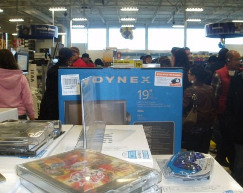 Black Friday In Photos