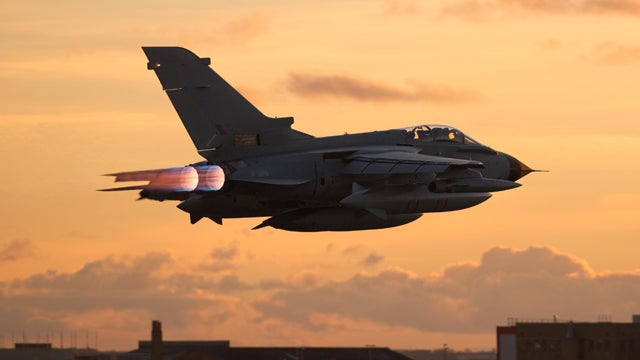British Fighter Jets Are Flying With 3D-Printed Parts