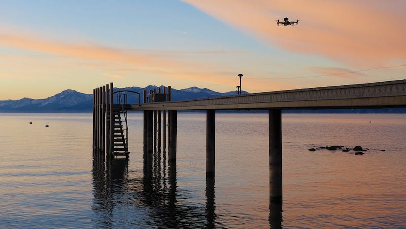 Federal Drone Testing Is Coming to These 6 Scenic Locations