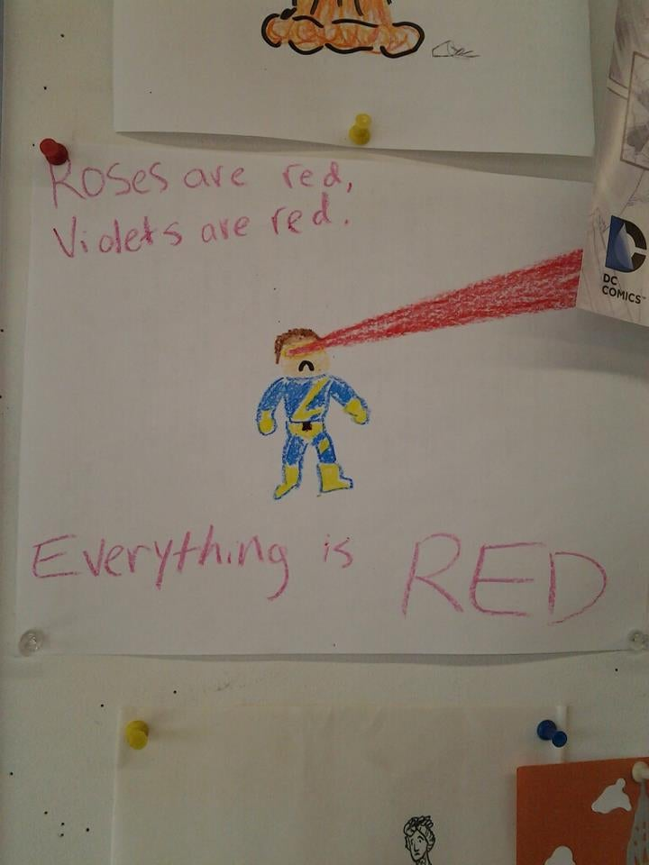 This Child's X-Men Valentine Is Just the Most Adorable Thing