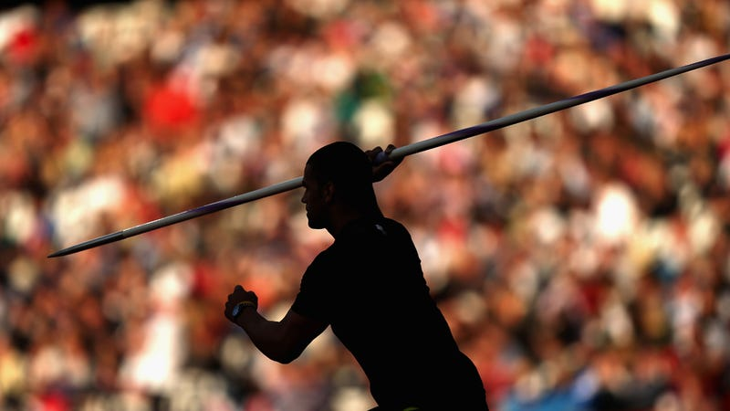 15-Year-Old Javelin Thrower with Either Worst or Best Aim Kills Judge at Competition