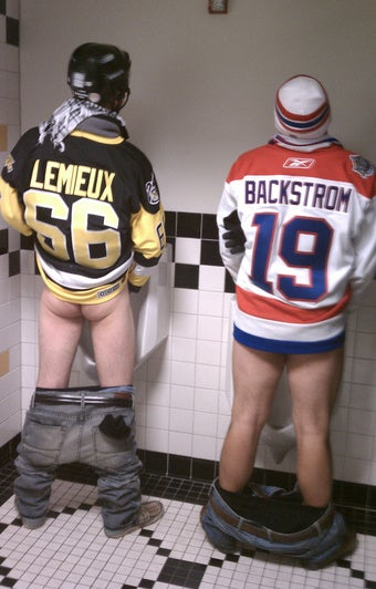 Scenes From A Pittsburgh Restroom