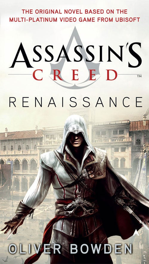 Assassin's Creed II Novelization Comes To The U.S.