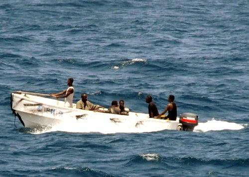 Pirates Gain Momentum Off Coast of Kenya