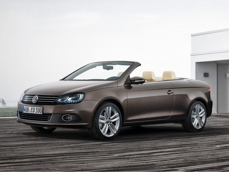 Five New Convertibles in Which You Won't Look Like a Tool