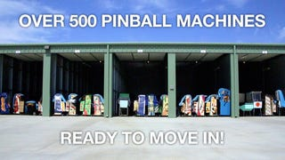 Help make the World's Largest Museum of Pinball a reality