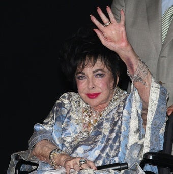Elizabeth Taylor's Heart Surgery Tweets Are the Death Knell for Old Hollywood
