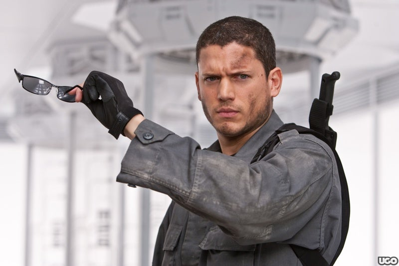 Here Is Your Resident Evil Movie Hunk